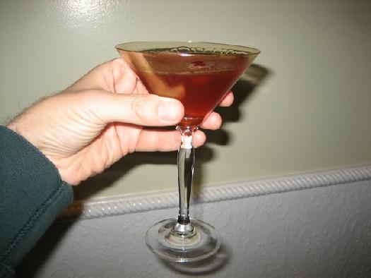 turkey trot cocktail