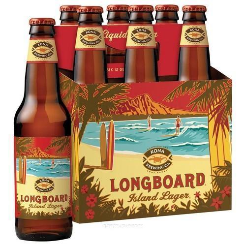 Kona Brewing Co. Longboard Island Lager (2008)