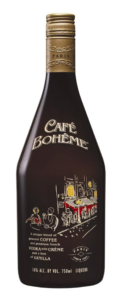 Café Bohême Coffee Creme Liqueur