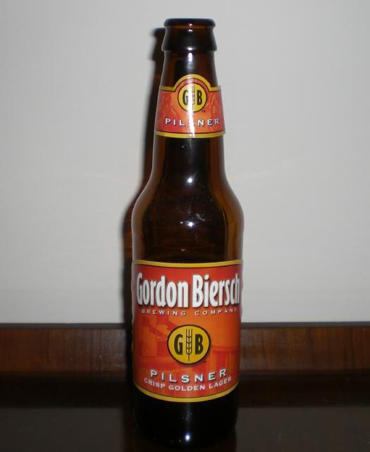 gordon biersch pilsner