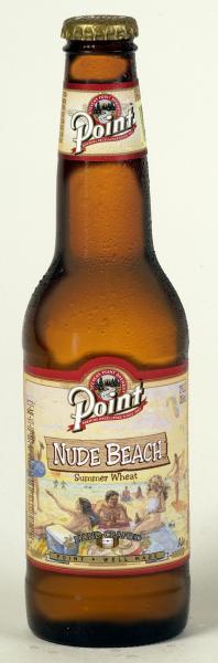 Stevens Point Nude Beach Summer Wheat Beer