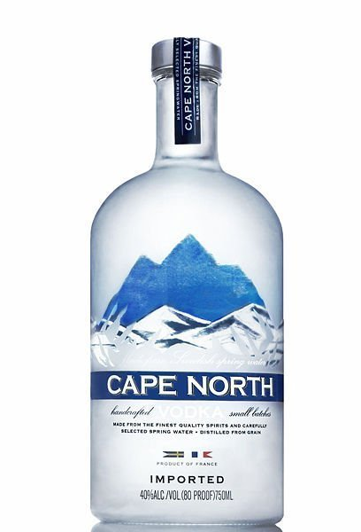 Cape North Vodka