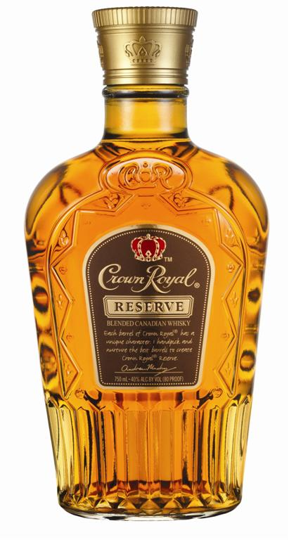 The Crown Royal half Gallon