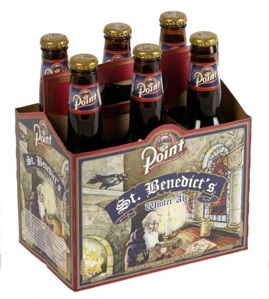 Stevens Point St. Benedict's Winter Ale