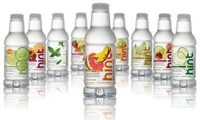 Hint Flavored Water