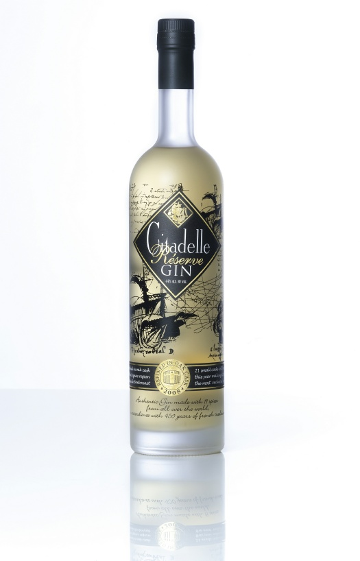 Review Citadelle Gin And Citadelle Reserve Gin 2008