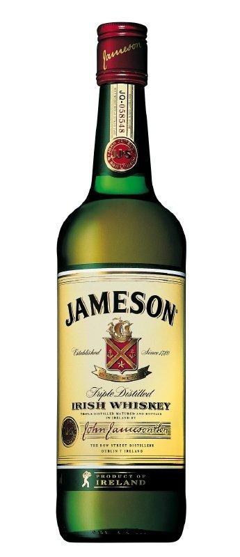Review Jameson Irish Whiskey Drinkhacker