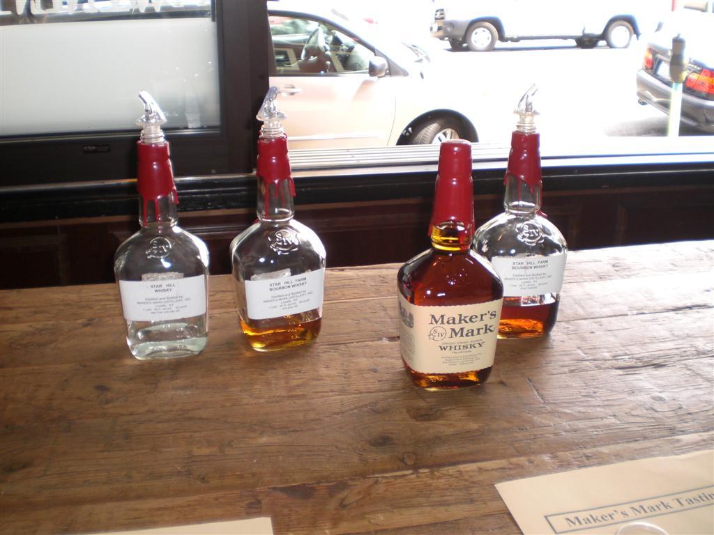 Talking Whiskey With Maker S Mark S Rob Samuels Drinkhacker
