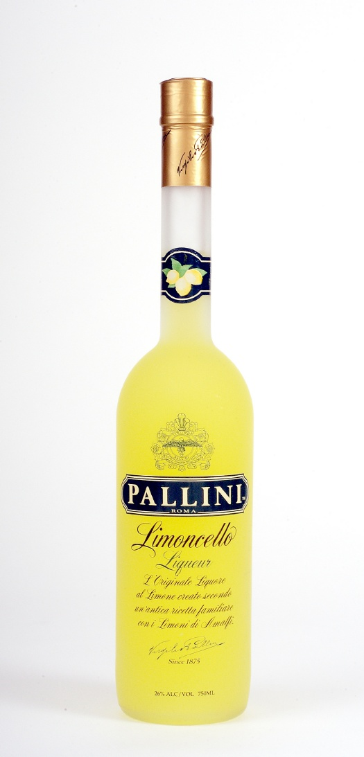 Pallini Peachcello Bourbon Tea Recipe — Dishmaps