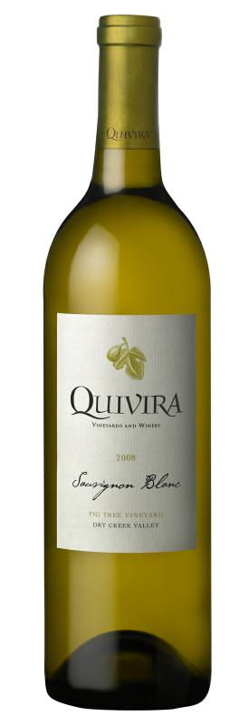 quivira 2008 sauvignon blanc fig tree