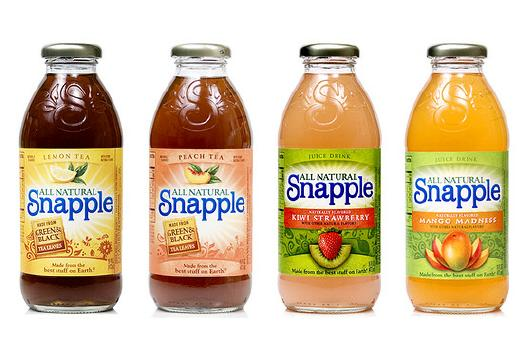 snapple tea natural