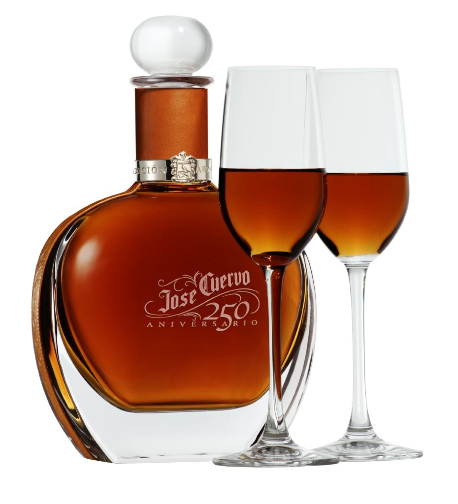 Tasting Jose Cuervo S Ultra Rare 250 Aniversario Tequila