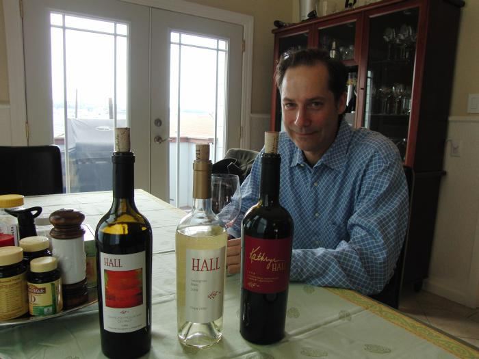 steve leveque hall wines
