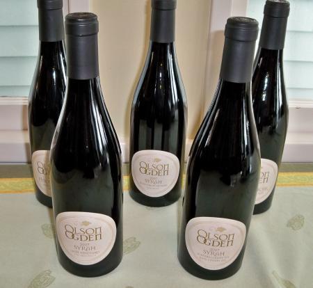 olson ogden 2007 wines