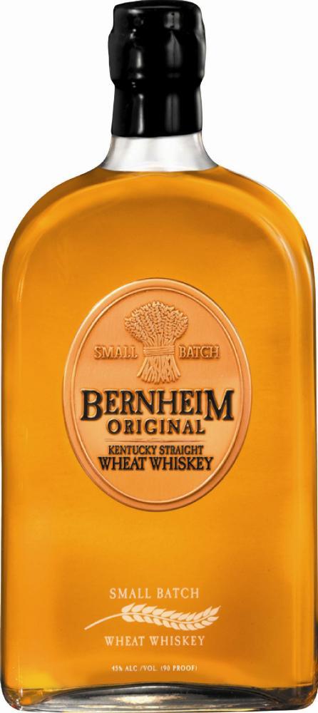 Bernheim Original Wheat Whiskey bottle