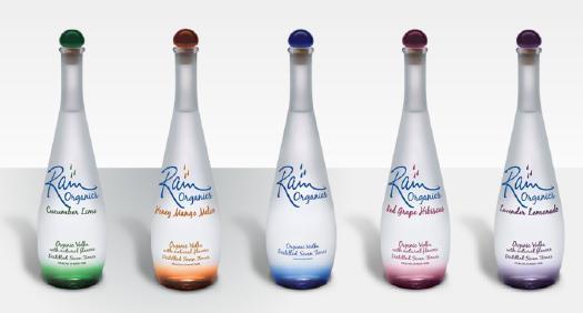 rain flavored vodkas