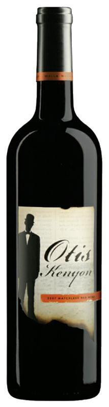 2007 otis kenyon red wine matchless