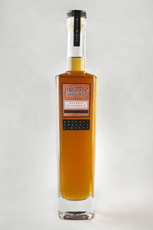 j. witty chamomile liqueur