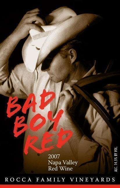 2007 Rocca Family Vineyards Bad Boy Red Napa Valley