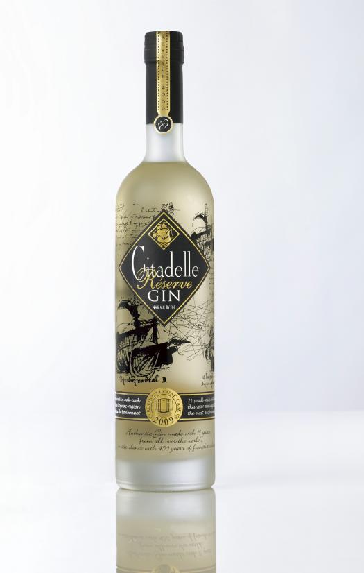Citadelle Reserve Gin 2009 Vintage
