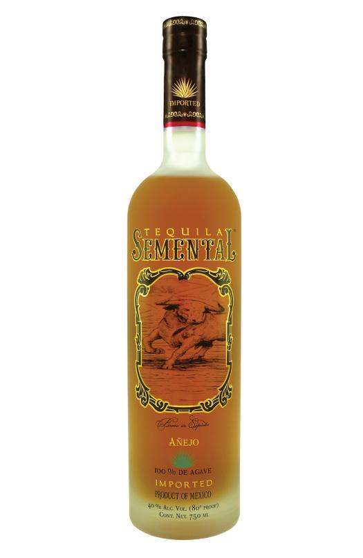 Tequila Semental Anejo