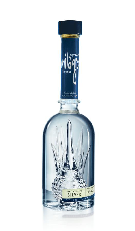 Review Milagro Tequila Select Barrel Reserve Silver