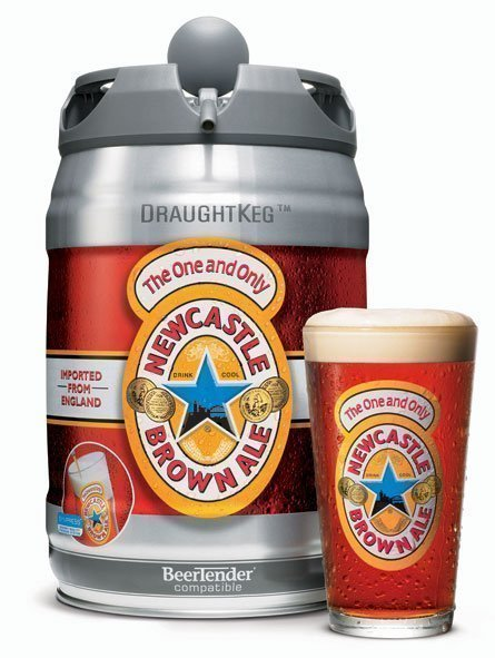 Newcastle Brown Ale - The Caledonian Brewery Company Limited