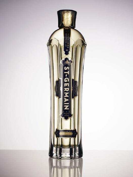 st germain elderflower liqueur