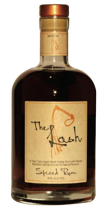 The Lash Spiced Rum