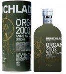 bruichladdich organic 2003
