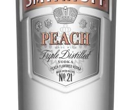 Review Smirnoff Peach And Mango Vodka Drinkhacker