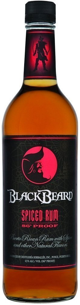 Review blackbeard spiced rum drinkhacker for What goes good with spiced rum