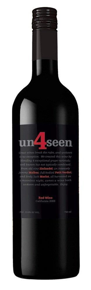 2008 un4seen Red Wine California