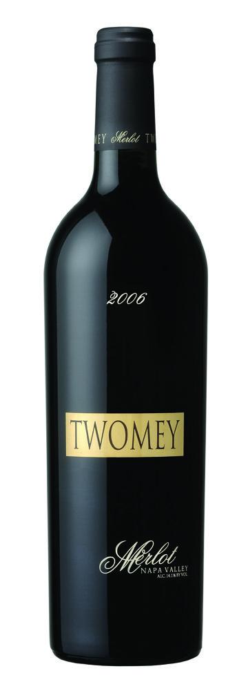 2006 Twomey Merlot Napa Valley