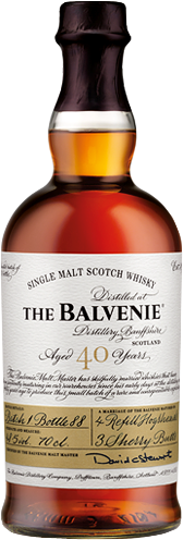 The Balvenie Forty 40 Years Old