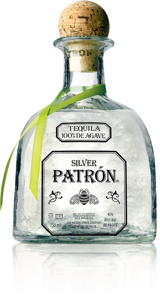 Review patron silver tequila drinkhacker for Which tequila is best
