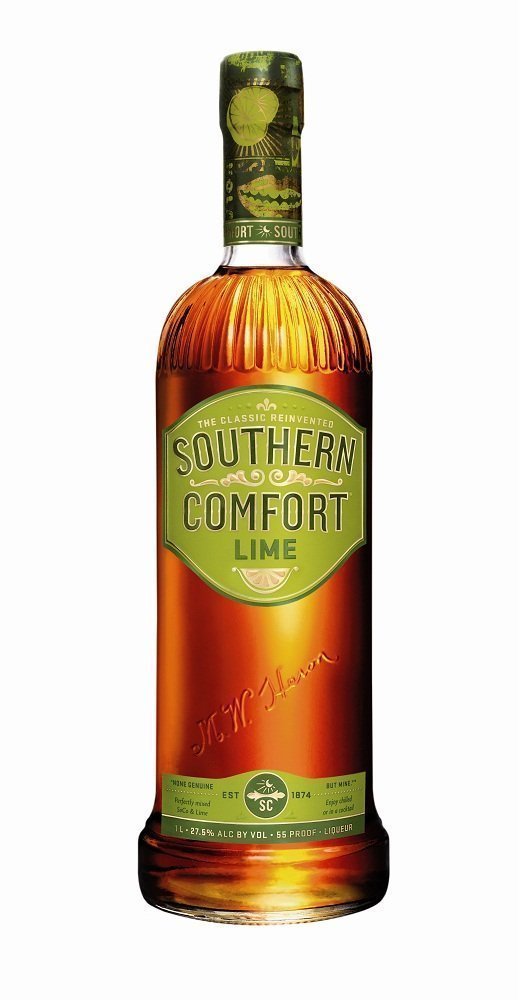 Review Southern Comfort Lime Drinkhacker