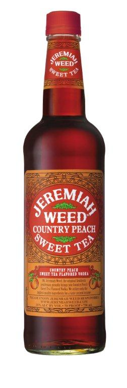 Jeremiah Weed Country Peach Sweet Tea Vodka