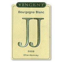 """2009 JJ Vincent Bourgogne Blanc Chardonnay """"J.J."""""""