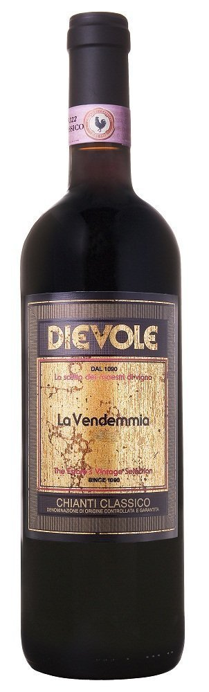 2007 Dievole Chianti Classico La Vendemmia
