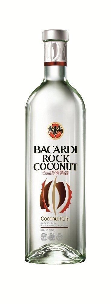 Bacardi Rock Coconut Flavored Rum