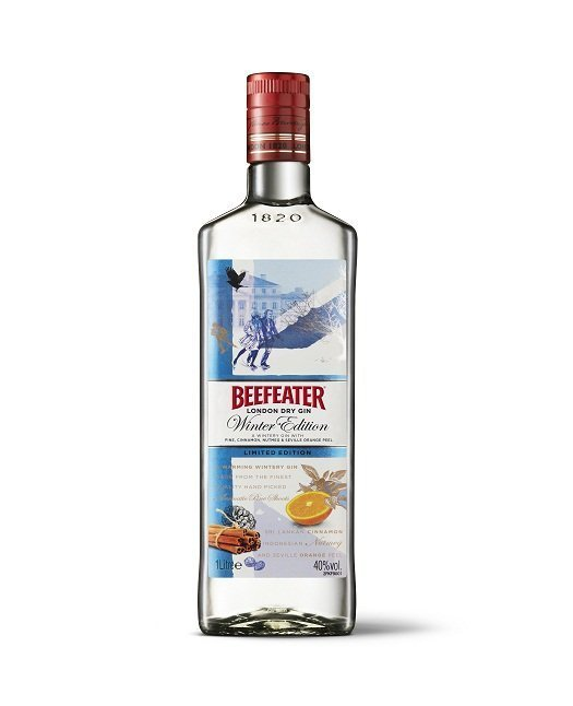 Beefeater Winter Edition London Dry Gin