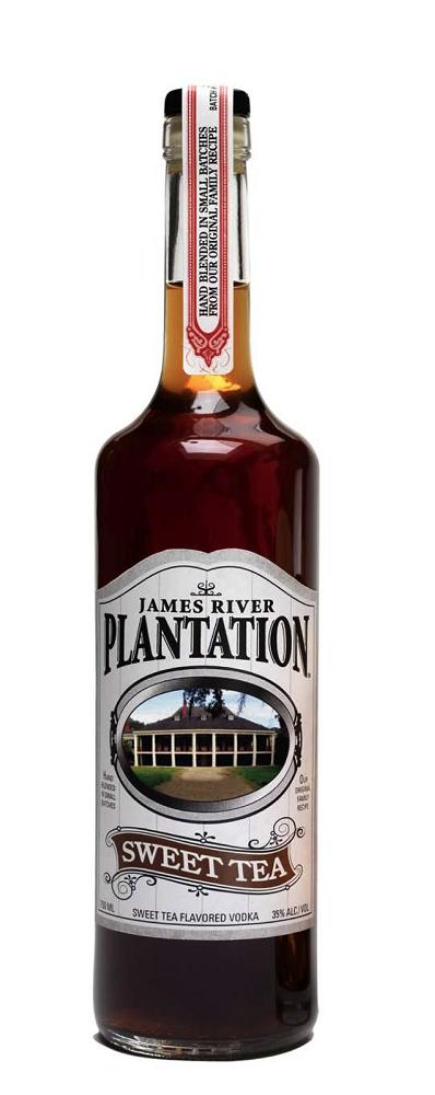 James River Plantation Sweet Tea Vodka