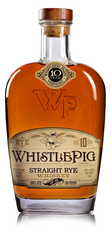 WhistlePig Straight Rye Whiskey 10 Years Old
