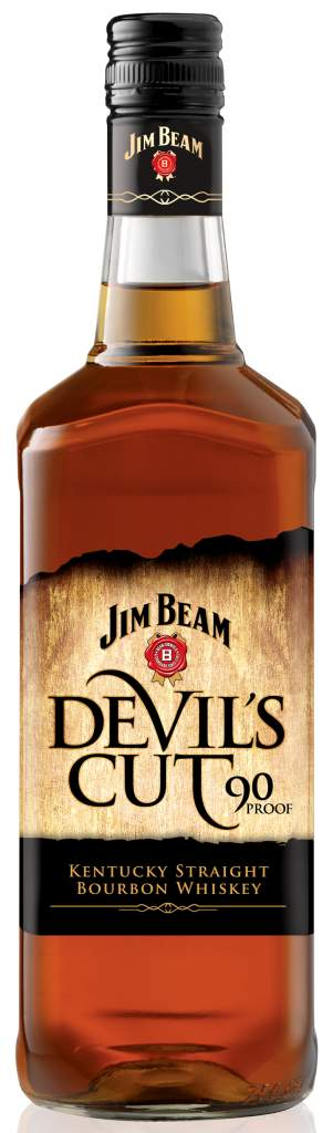"Jim Beam ""Devil's Cut"" Bourbon"