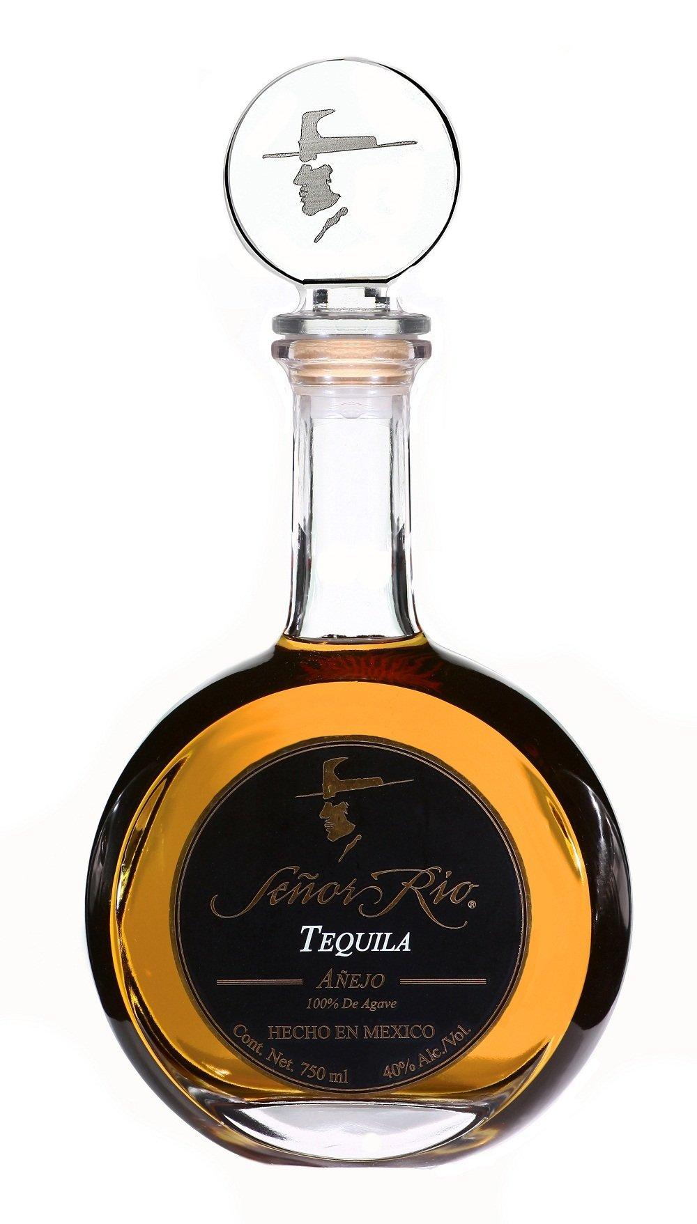 Senor Rio Anejo Tequila