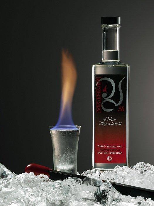 Vegefeuer Overproofed Herbal Liqueur