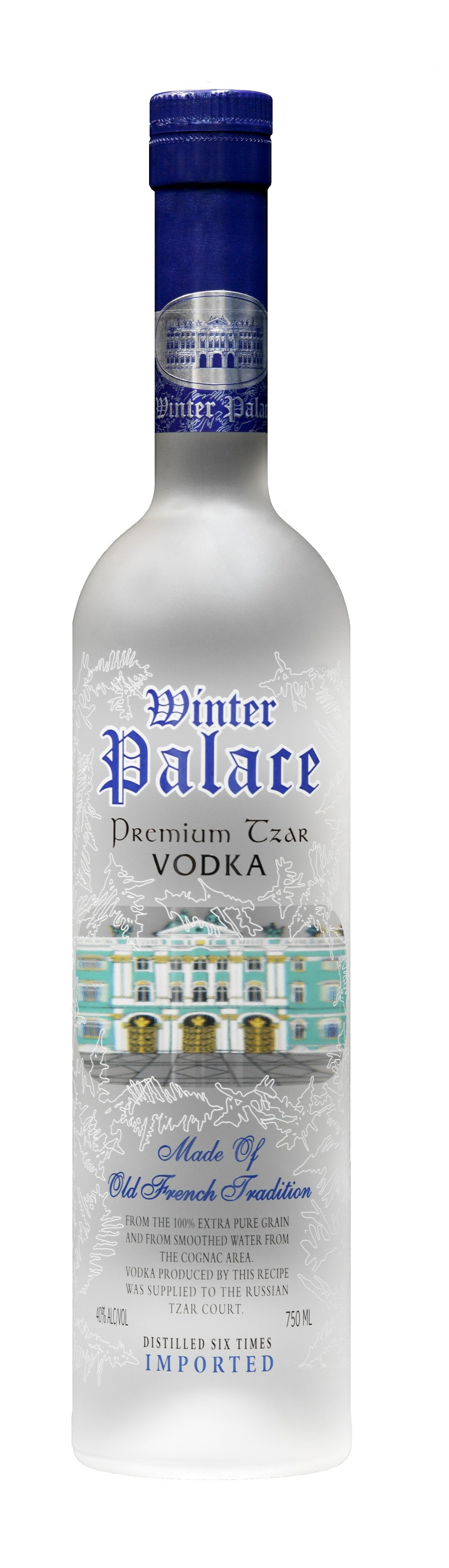 Winter Palace Premium Tzar Vodka