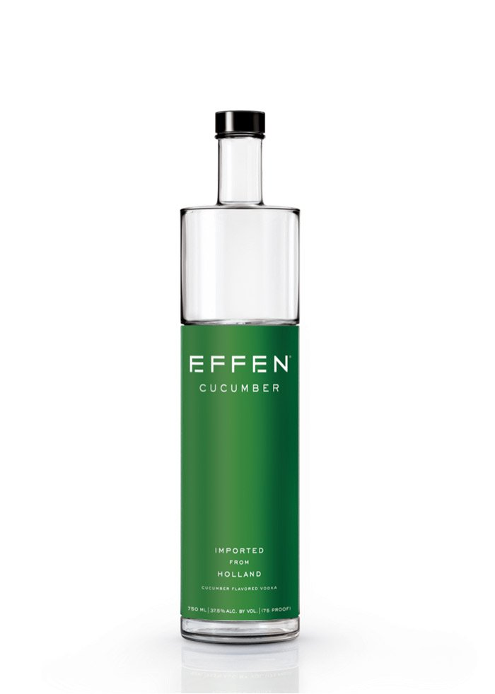 Review Effen Cucumber Vodka Drinkhacker