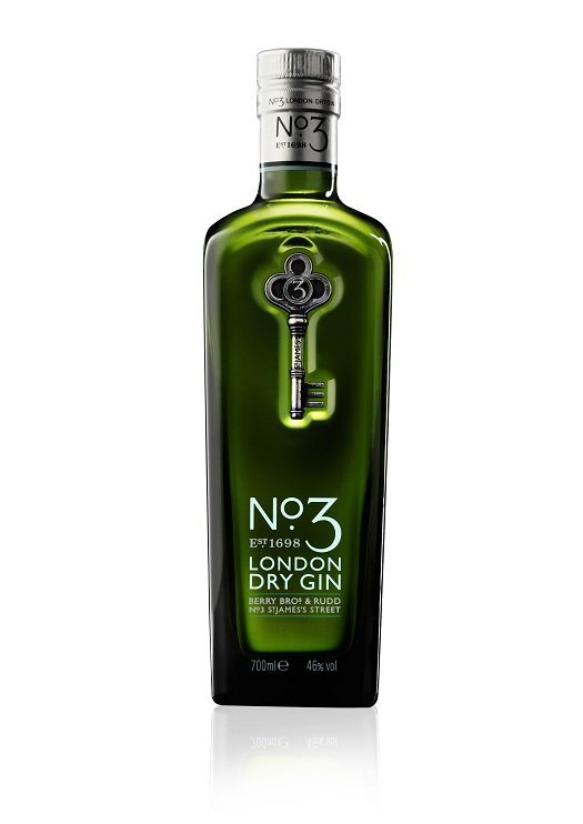 No. 3 London Dry Gin (2011)